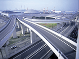Mirai Construction Co.,Ltd. Nagoya Port West Viaduct