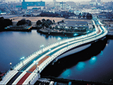 Mirai Construction Co.,Ltd. Sazanami Bridge